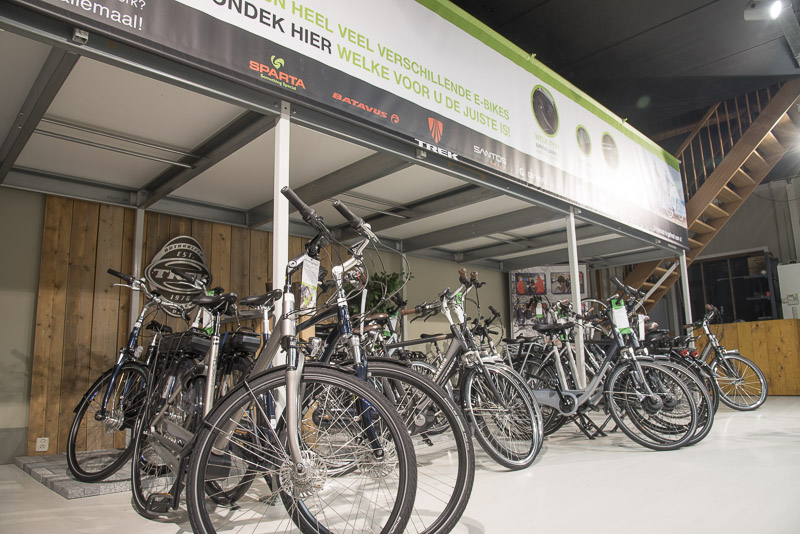 E Bike Experience Center Duin Bollenstreek